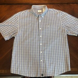 Dockers mens button up shirt in great condition